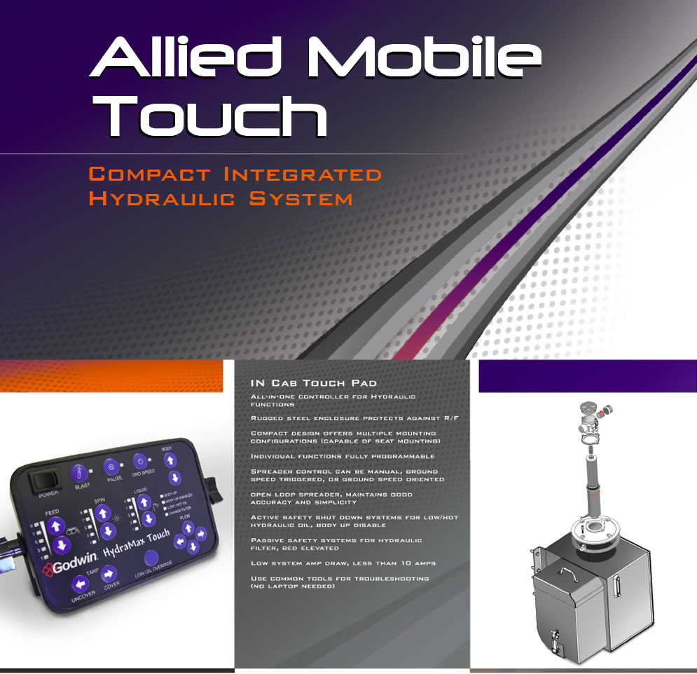 Allied Mobile TOUCH